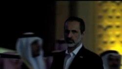 2013-03-26 美國之音視頻新聞: 敘利亞反對派首次出席阿盟峰會