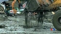 2014-03-26 美國之音視頻新聞: 美國華盛頓州泥石流死亡人數增加