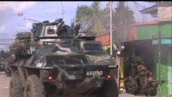 2013-09-13 美國之音視頻新聞: 菲律賓總統視察被武裝份子襲擊的城市