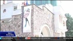 Shkupi në pritje të shenjtërimit të Nënë Terezës