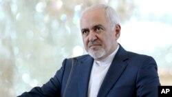 Министр иностранных дел Ирана Джавад Зариф (архивное фото)