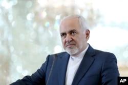Menteri Luar Negeri Iran, Mohammad Javad Zarif di Teheran, Iran, 10 Juni 2019. (Foto: dok).