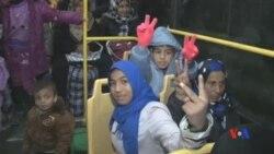 2016-11-28 美國之音視頻新聞: 敘軍向阿勒頗東部推進