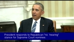 Obama Wants Supreme Court Nominee Who Understands Americans' Lives