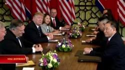 'Bàn tay' TQ làm hỏng thượng đỉnh Mỹ-Triều tại Hà Nội?