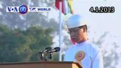 Miến Điện diễu binh đánh dấu 65 năm độc lập từ Anh