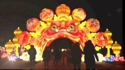 Le Festival des lanternes de New York