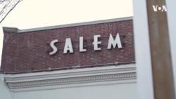 Американские городки. Салем