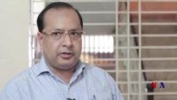 سلمان مجاہد بلوچ کی وائس آف امریکہ سے خصوصی گفتگو