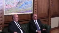 """F.Sinirlioğlu: """"Bakı-Tbilisi-Ceyhan, TANAP layihəsinin təhlükəsizliyi bizim üçün vacibdir"""