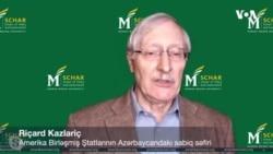 Riçard Kazlariç: Yeni administrasiya üçün sülh prosesinin prioriet olacağını düşünürəm