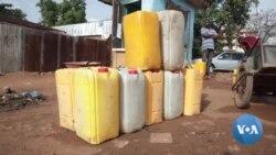 Une pénurie d'eau inquiétante à Bangui