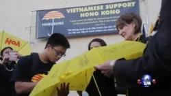 香港争真普选 南加越南社区起共鸣