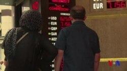 Turk lirasining qadrsizlanishi