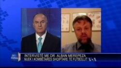 Intervistë me mjekun e kombëtares Dr. Alban Merepeza