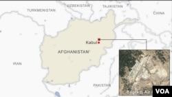 Aerodrodom Bagram u Afganistanu.