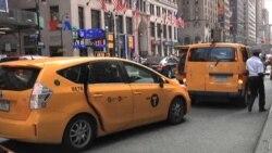 Penghapusan Penguasaan Bahasa bagi Supir Taksi New York