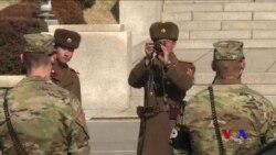 一名北韓軍人穿過非軍事區叛逃到南韓 (粵語)