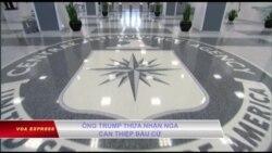 Ông Trump thừa nhận Nga can thiệp bầu cử Mỹ