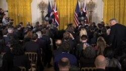 Obama y Cameron se reunen en la Casa Blanca
