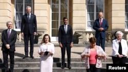 지난 5일 영국 런던에서 주요7개국(G7) 재무장관 회담이 열렸다.