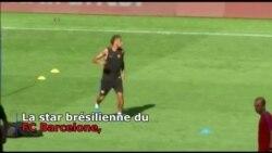 Neymar quitte le FC Barcelone (vidéo)
