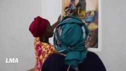 La peinture pour lutter contre les violences faites aux femmes