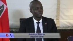 Ayiti: Prezidan Jovenel Moise 1 An Apre Lansman Pwogram Karavann Chanjman an