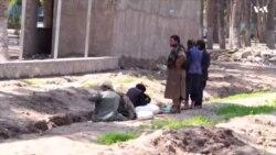 مبدل شدن یک میدان ورزشی هرات به خانه معتادان