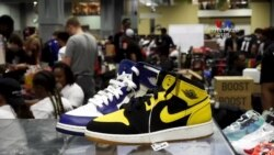 «Sneaker con»-ը համախմբել է սպորտային կոշիկների սիրահարների ամբողջ աշխարհից