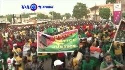 VOA60 AFIRKA: BURKINA FASO Mutane Sun Taru Domin Tunawa Da Tsohon Shugaban Burkina Faso Thomas Sankara