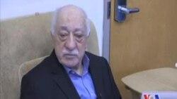تقاضای ترکیه از امریکا در مورد استرداد گولن به آنکشور