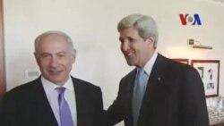John Kerry Ortadoğu'da Barış İçin Kararlı