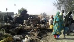 尼日利亞軍機誤炸平民設施 50餘人喪生