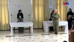 Iraklı Kürtler Referandum İçin Sandığa Gitti