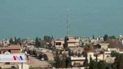 نیگەرانی کوردەکانی سوریا لەمەڕ زیادبوونی لەشکری تورکیا لە سەر سنور