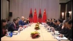 Kryeministri Rama takim me homologët kinez dhe serb
