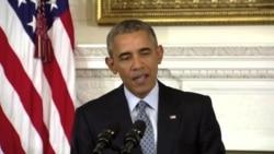باراک اوباما: ایران و روسیه در باتلاق سوریه گرفتار می شوند