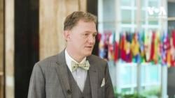 Джордж Кент: про пріоритети співпраці між США та Україною, та дзвінок Байдена та Зеленського. Інтерв'ю