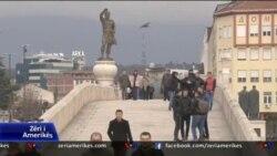 Maqedoni, ndotja e ajrit në nivele shqetësuese