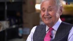 Holocaust Survivor Becomes America's Tailor