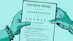 One of the most famous editorials ever written was Thomas Paine's Common Sense