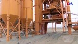Musul'un Asfalt Fabrikası Yeniden İnşa İçin Gerekli