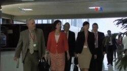 EE.UU. responde a misiva de Fidel Castro