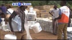 Umoja wa mataifa unasambaza chakula kwa watu waliopoteza makazi yao huko Sudan Kusini