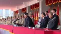 North Korea Defiant as Rivals Undergo Uncertain Change