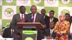 肯尼亞總統當選連任 反對派不承認選舉結果 (粵語)