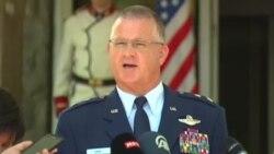 Командантот на Националната гарда на Вермонт во Македонија
