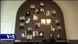 Shpallja e martirëve