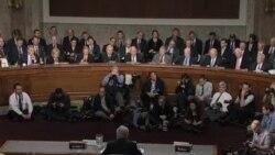 美国防部长提名人遭国会严厉质询